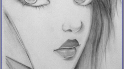 Pencil Sketch Ideas For Beginners