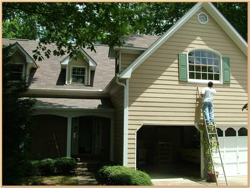 Photos Of Exterior House Painting