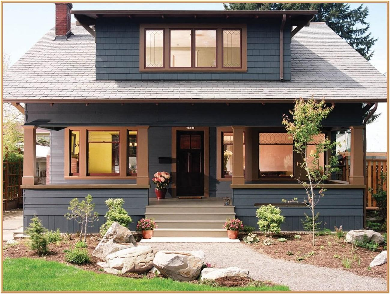 Pics Of Exterior House Colors
