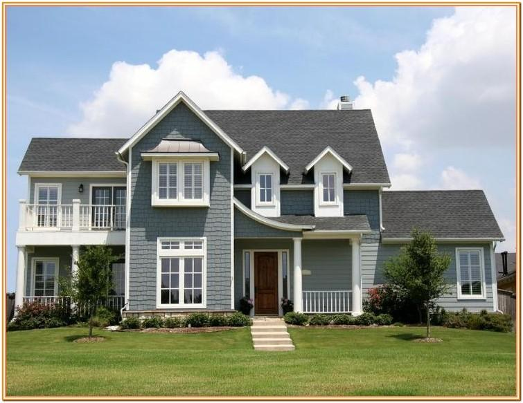 Picture Of Exterior House Painting