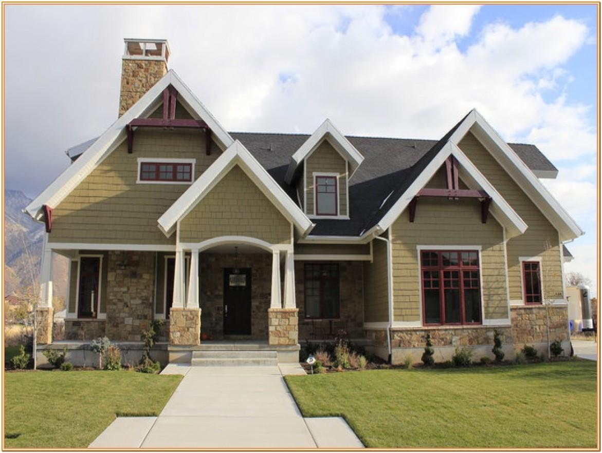 Pictures Of Exterior House Colors