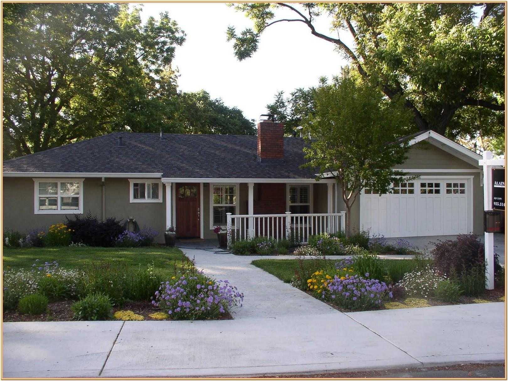Pictures Of Exterior House Colours