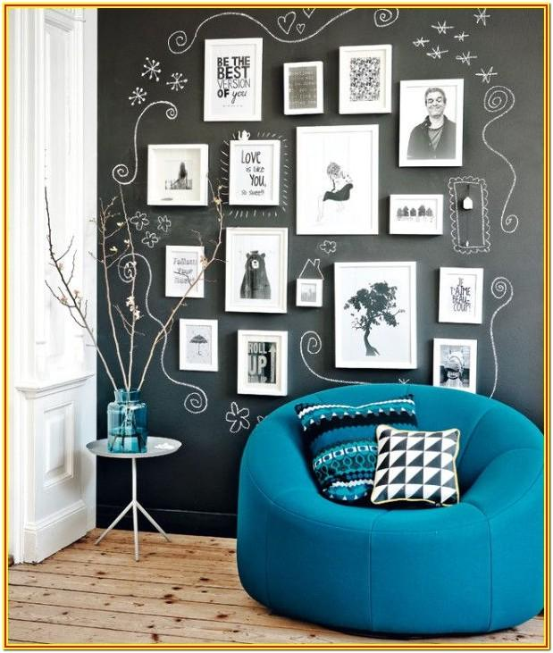 Pinterest Chalkboard Paint Wall Ideas