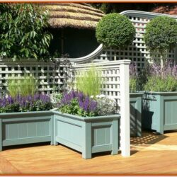 Planter Box Painting Ideas