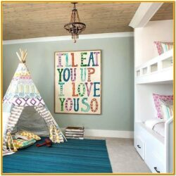 Playroom Paint Color Ideas