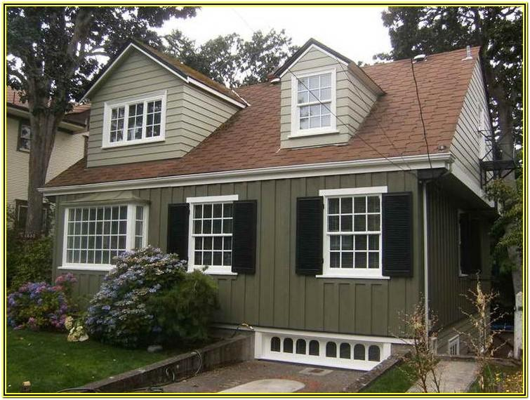 Popular Dark Grey Exterior Paint Colors
