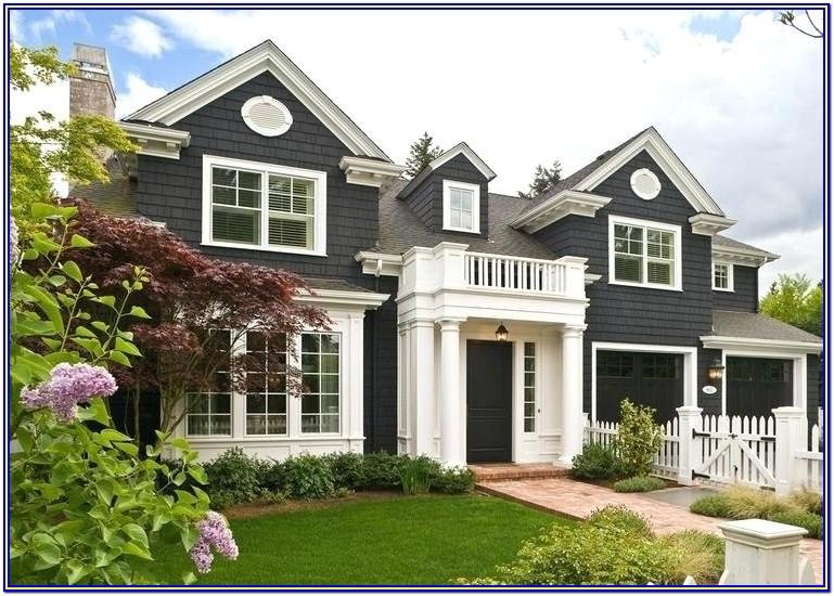 Popular Exterior Color Schemes 2019