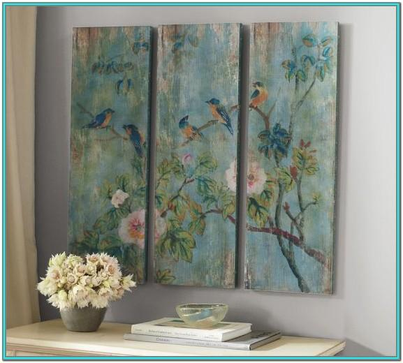 pottery barn painting ideas