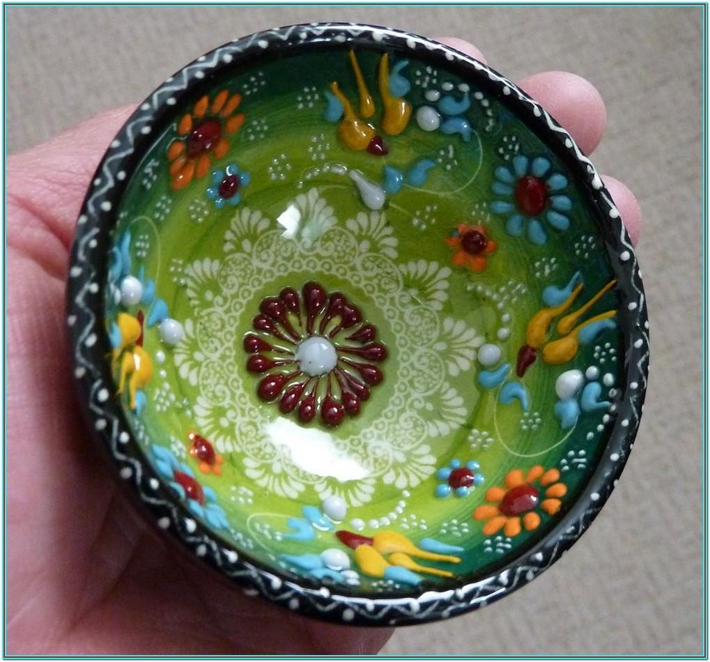 Pottery Bowl Painting Ideas