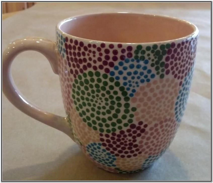 Pottery Painting Ideas For Mugs