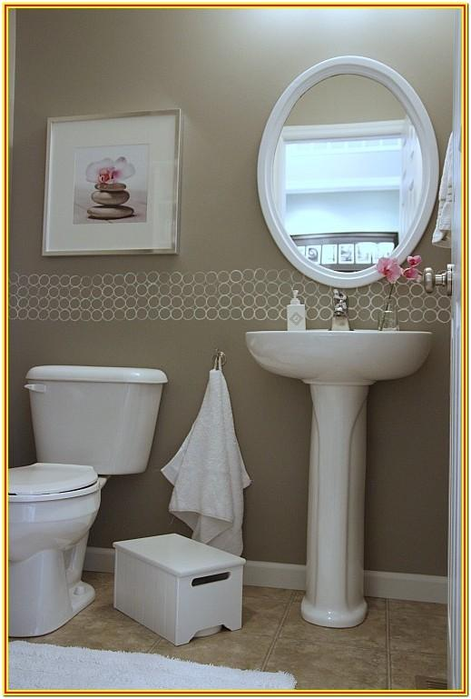 Powder Room Paint Color Ideas