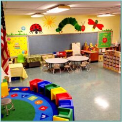 Preschool Classroom Painting Ideas
