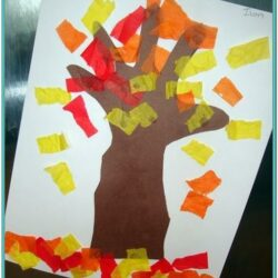 Preschool Fall Painting Ideas
