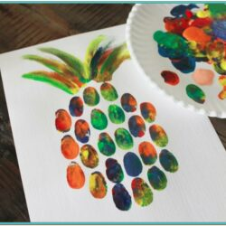 Preschool Finger Painting Ideas