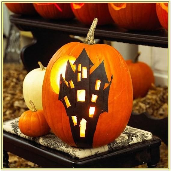 Pumpkin Painting Designs Easy