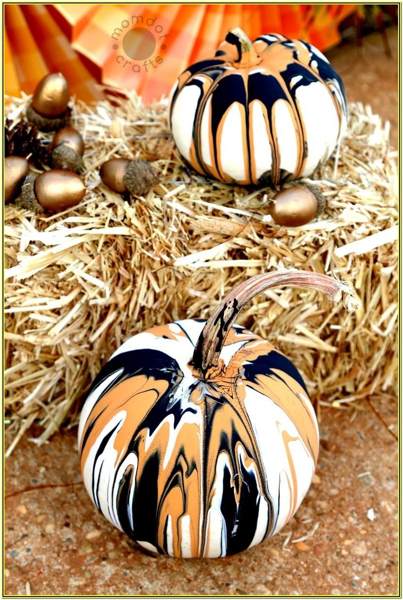 Pumpkin Painting Ideas Pinterest