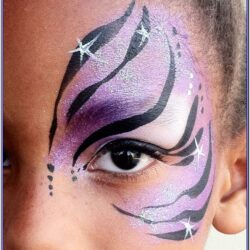 Quick And Easy Face Painting Ideas