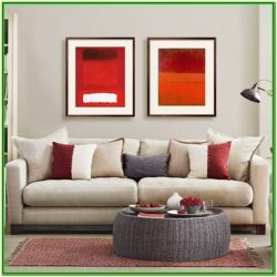 Red And Grey Living Room Decorating Ideas