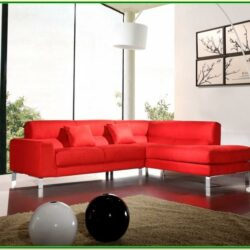 Red White And Black Living Room Decor