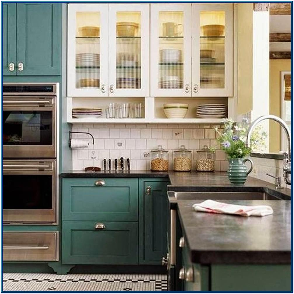 Refinishing Kitchen Cabinets Ideas
