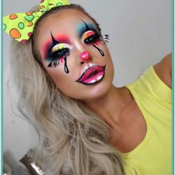 Rodeo Clown Face Paint Ideas