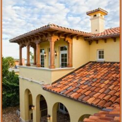Roof Tile Painting Ideas