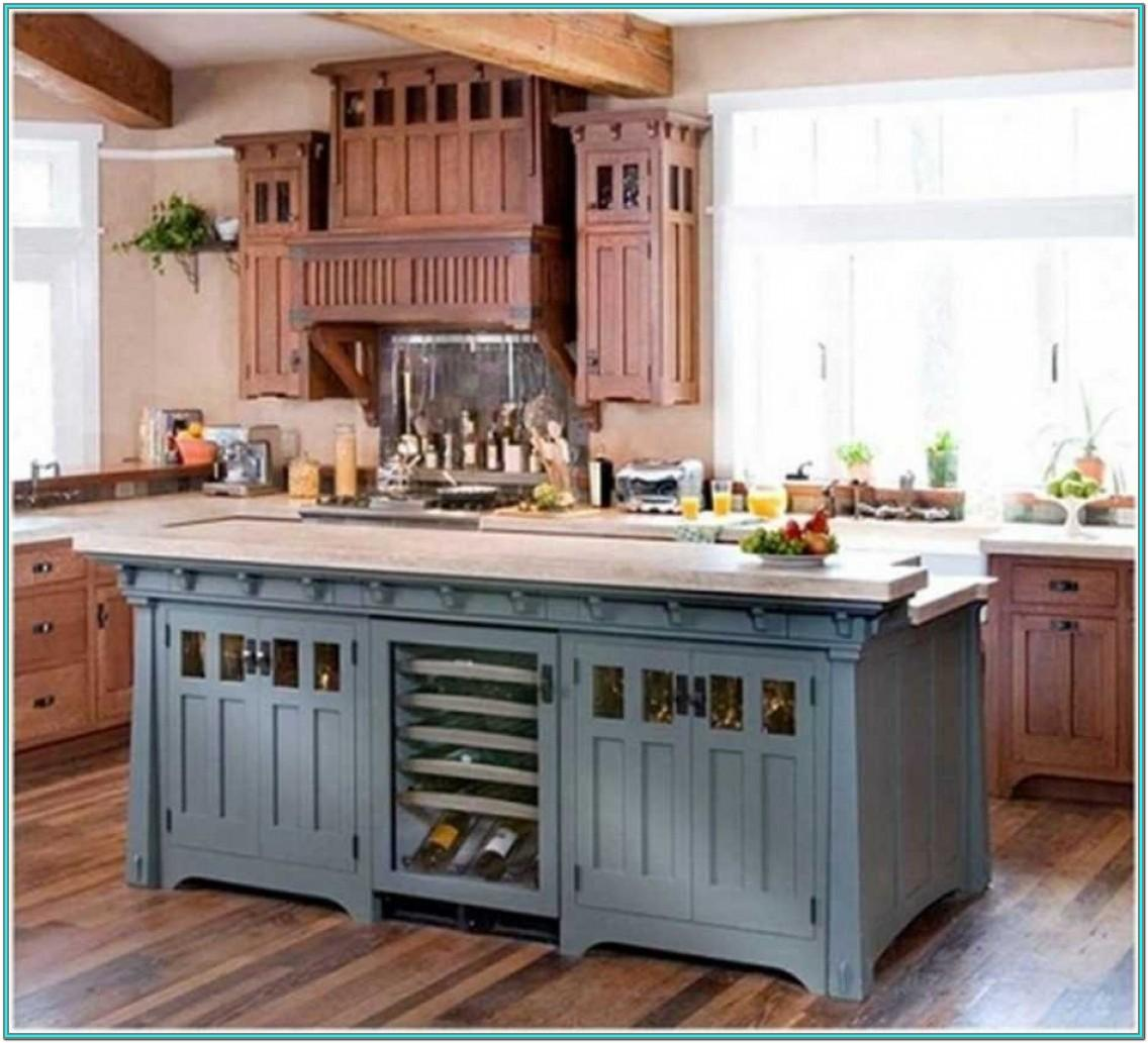 Rustic Paint Colors For Kitchen