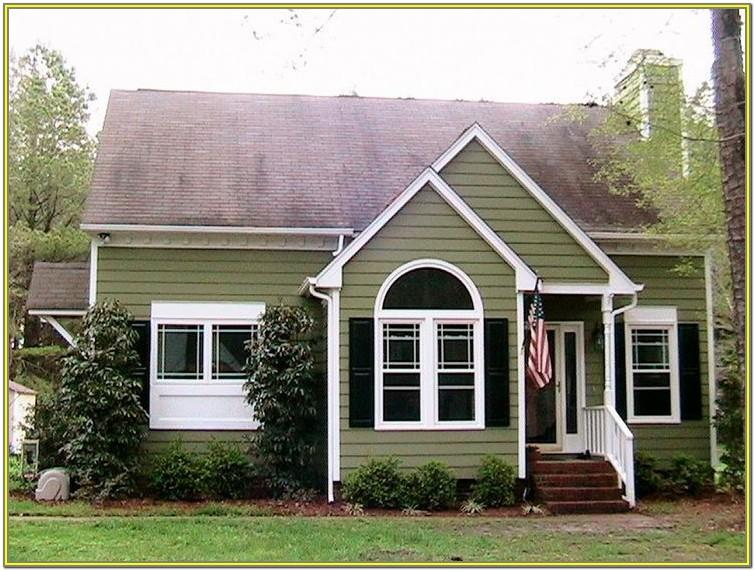 Sage Green Exterior House Paint Colors