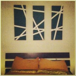 Scotch Tape Painting Ideas