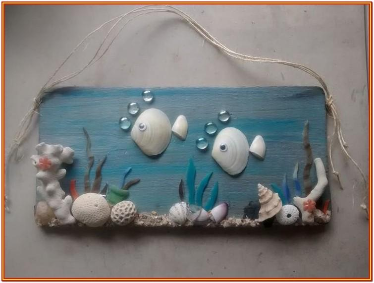 Seashell Painting Ideas Easy