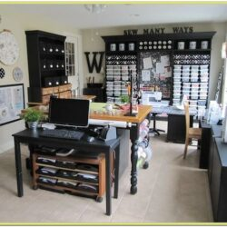 Sewing Room Paint Color Ideas