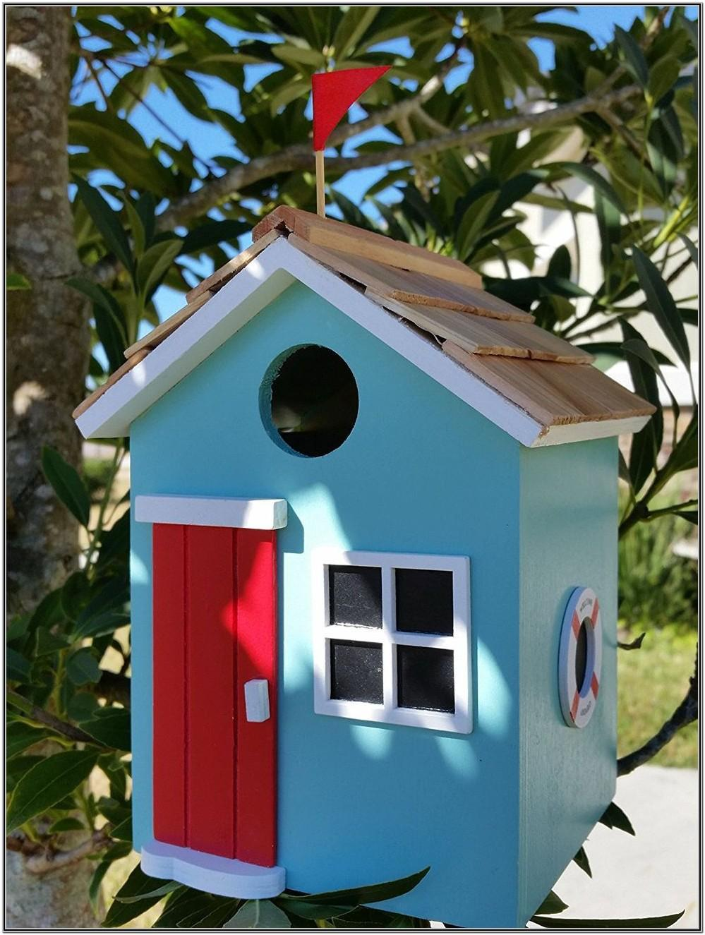 Small Birdhouse Painting Ideas