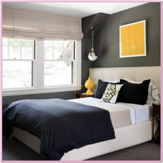 Small Dark Bedroom Paint Ideas