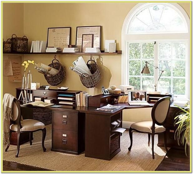 Small Home Office Paint Color Ideas