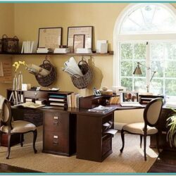 Small Home Office Paint Ideas