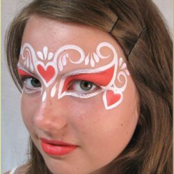 Small Kid Face Painting Ideas