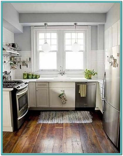 Small Kitchen Paint Colors Ideas