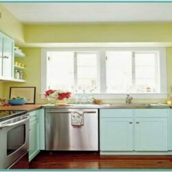 Small Kitchen Wall Paint Ideas