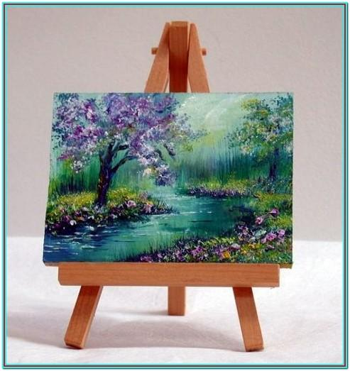 Small Painting Ideas Pinterest