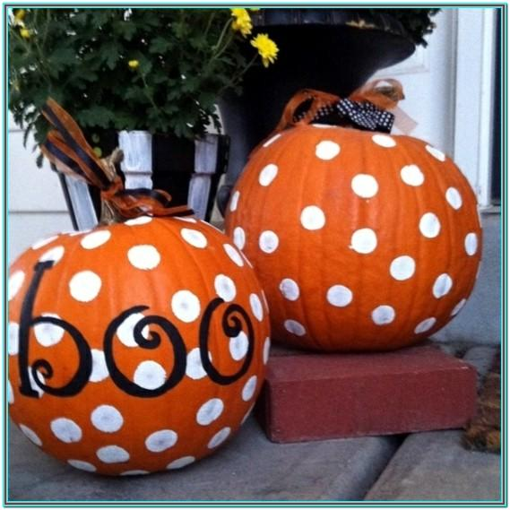 Small Pumpkin Painting Ideas