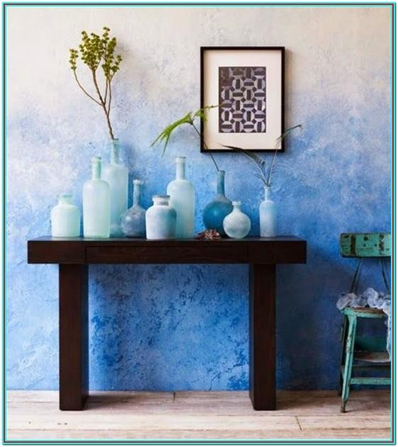 Sponge Painting Ideas For Furniture