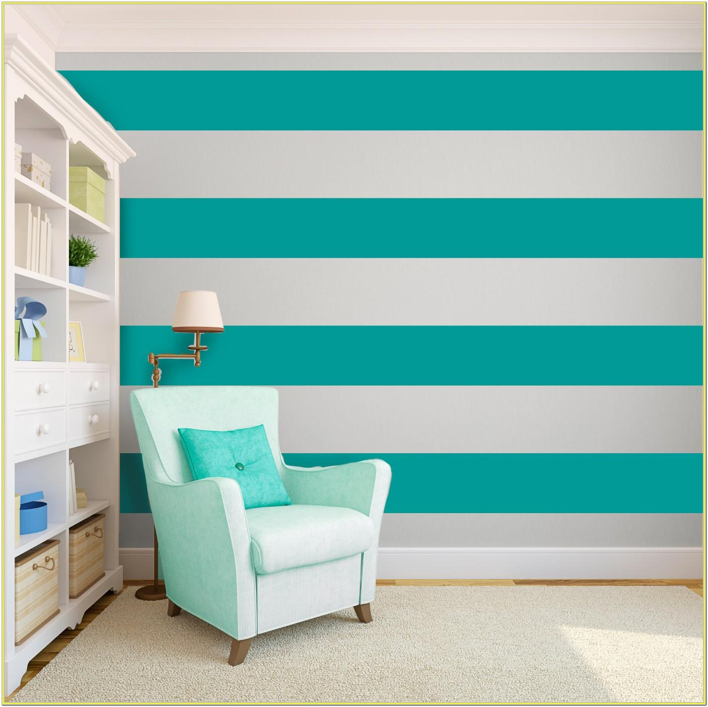 striped wall paint colors