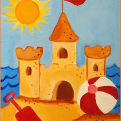 Summer Painting Ideas For Toddlers