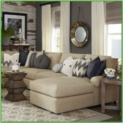 Tan Sofa Living Room Decor