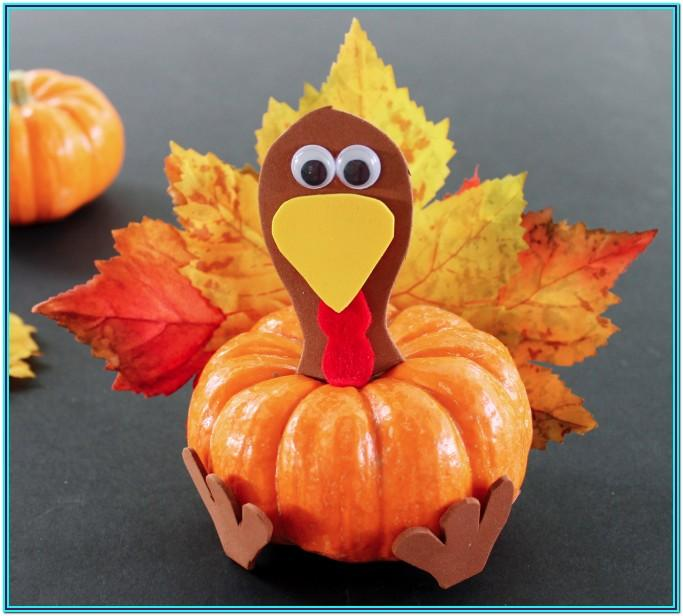Thanksgiving Pumpkin Painting Ideas