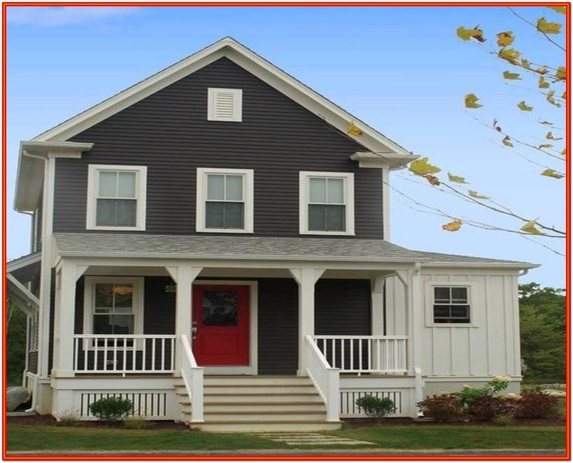 Top Exterior Color Schemes