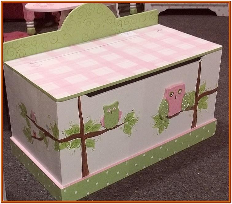Toy Box Painting Ideas