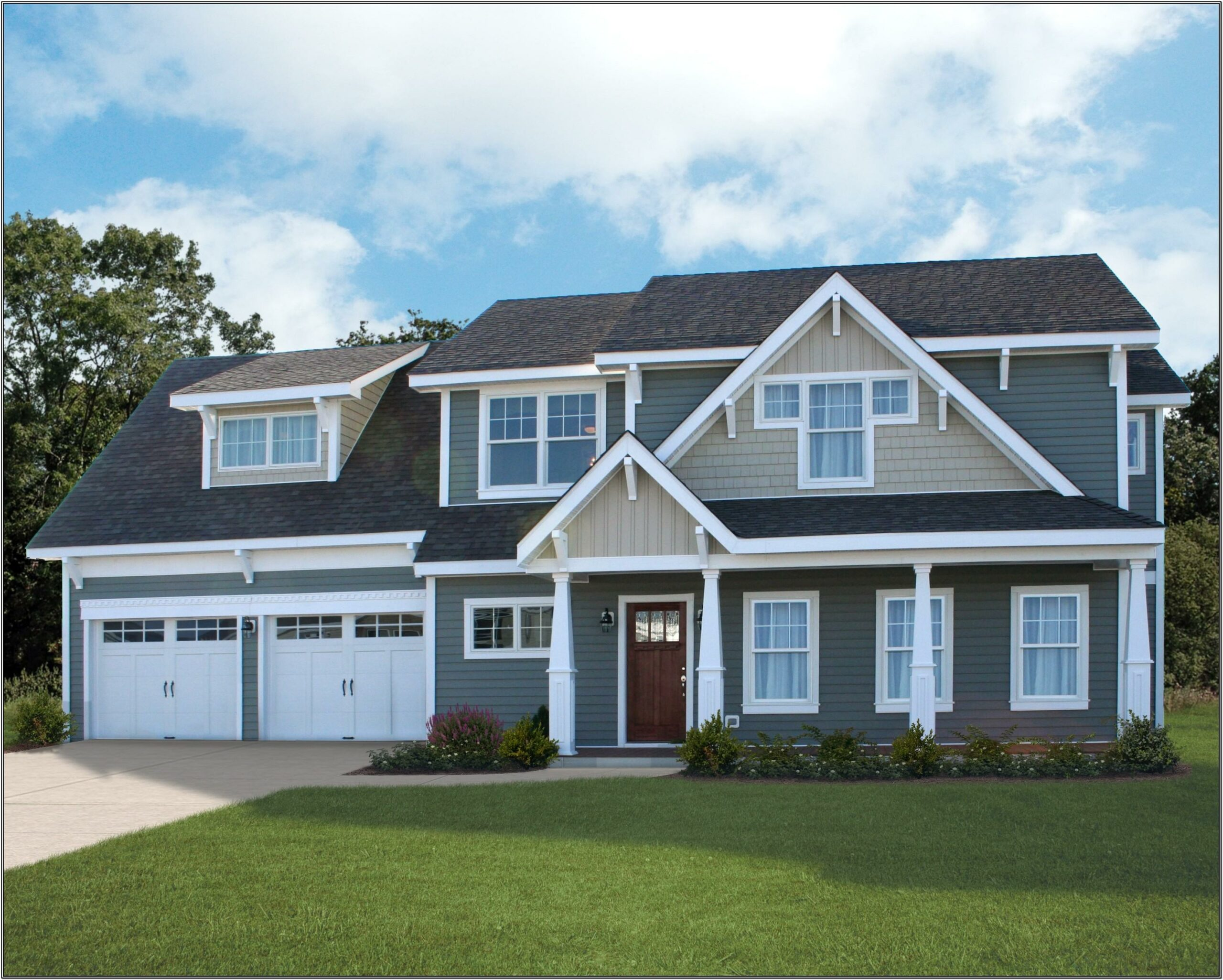 Traditional Home Exterior Paint Colors