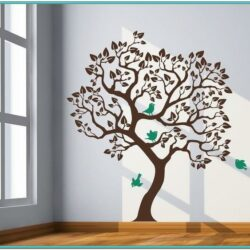 Tree Painting Ideas On Wall