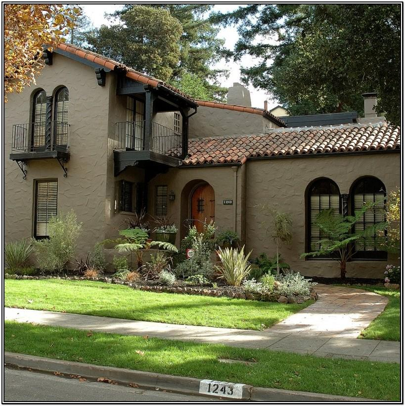 Tuscany Exterior Paint Colors